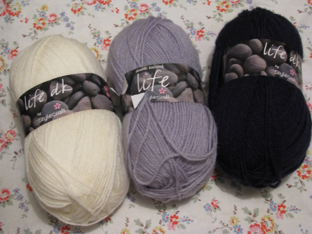 New wool - Stylecraft Life © The House of Jones